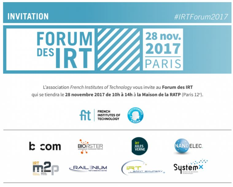 FIT-forum IRT-2017